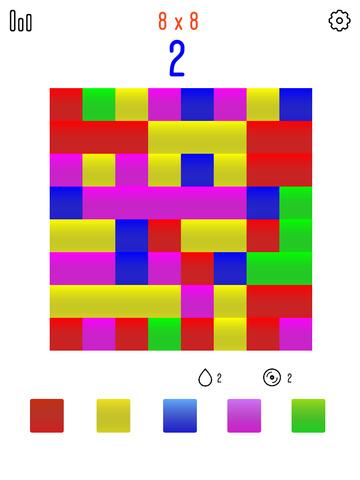 Color Flood Deluxe screenshot 4