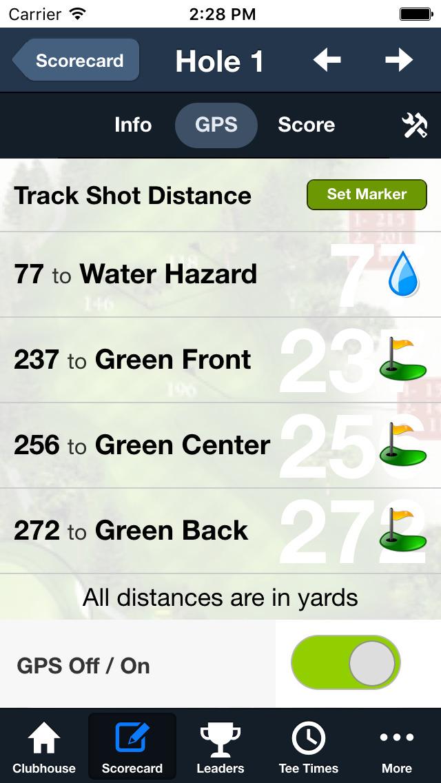 Home of Guiding Hands Golf screenshot 4