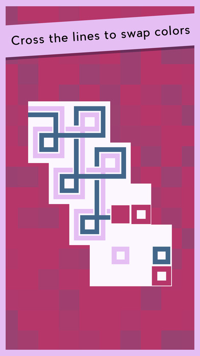 Twisted Lines – Mind-twisting Puzzles screenshot 1