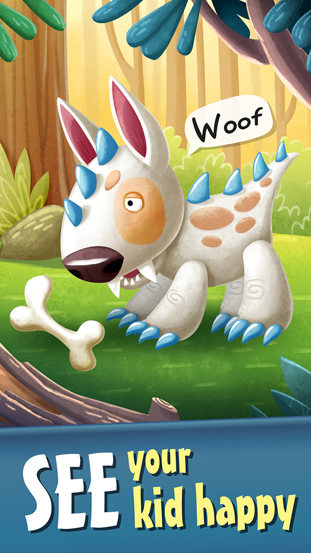 Creature Seekers: Prehistoric Era - Little Giant Talking Pets screenshot 4