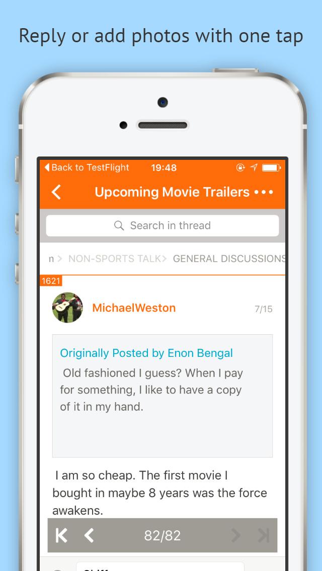 Go-Bengals.com screenshot 1