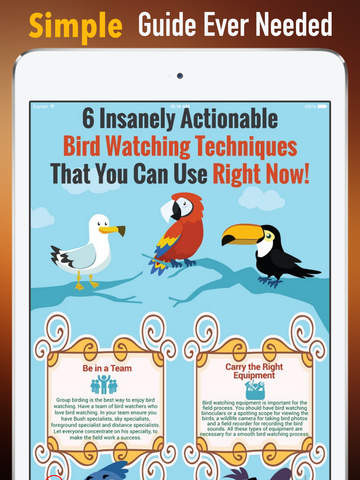 Birding Guide: Tips, Tools, and Concepts screenshot 7