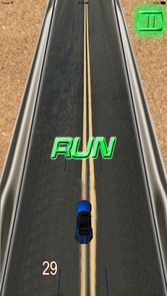 A Highway Shadow Destroyer PRO - Speed No Limit Race screenshot 2