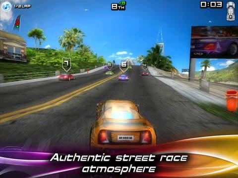 Race Illegal: High Speed 3D Free screenshot 8