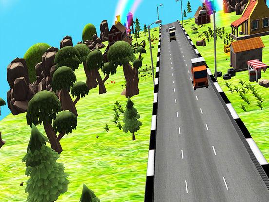 Fast Car Racing : Driving Baby Free Game screenshot 5