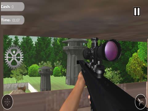 Army Fury Sniper : Sniper Assassin Game screenshot 6