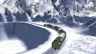 Subway Train Simulator 2016 screenshot 4