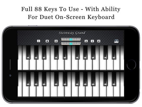 Music Piano 3D Pro - Keyboard with Guitar & Choir Soundset screenshot 6