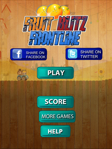 Fruit Blitz Frontline PRO - Fruit Adventure Grand Match-Three Puzzle Challenge screenshot 6