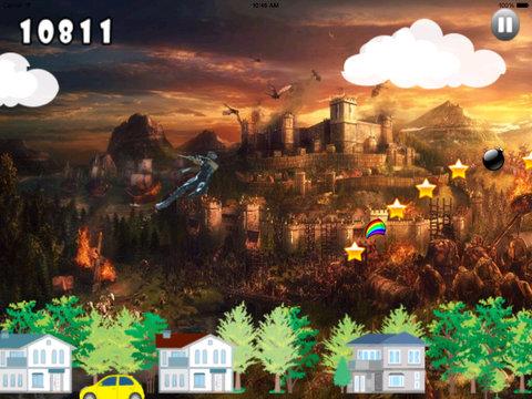 A Power Dark Jump Pro - Ninja Adventure Game screenshot 9