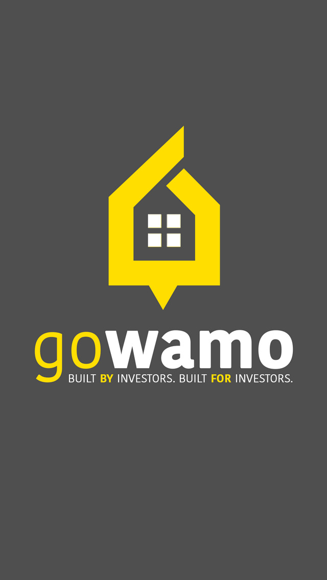 GoWamo - By and For Investors screenshot 2