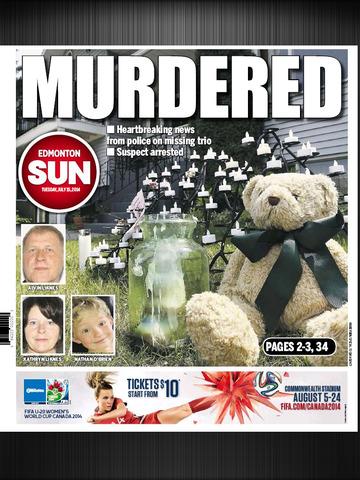 Edmonton Sun eEdition - náhled