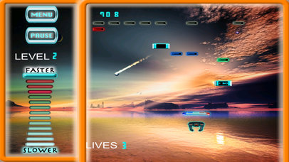Best Breaking Ball Pro - Crazy Awesome Brick Breaker in the Cyber Space screenshot 3
