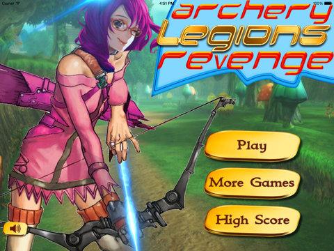 Archery Legions Revenge - The Victoria Legend screenshot 6