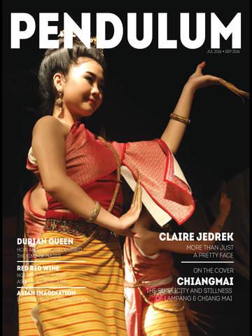 Pendulum Magazine screenshot 6
