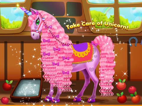 Princess Girls Club 2 - Makeover, Dress Making & Tea Party screenshot 7