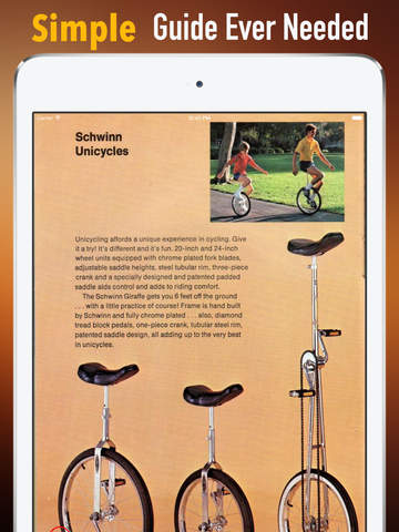 How to Unicycle for Beginners: Tips and Tutorial screenshot 7