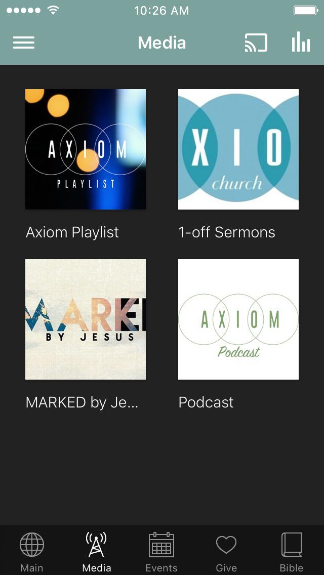 Axiom Church screenshot 2