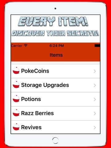 Guide for Pokemon Go Pro screenshot 7