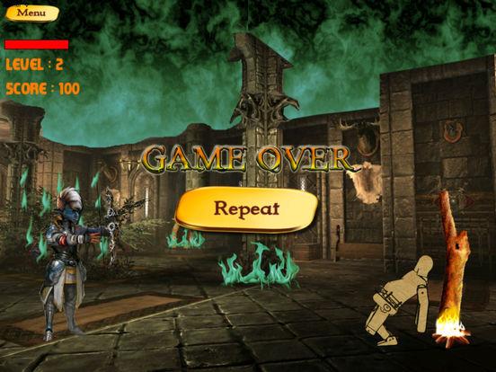 Arrow Hawkeye Shot - Game Warrior Archer screenshot 9