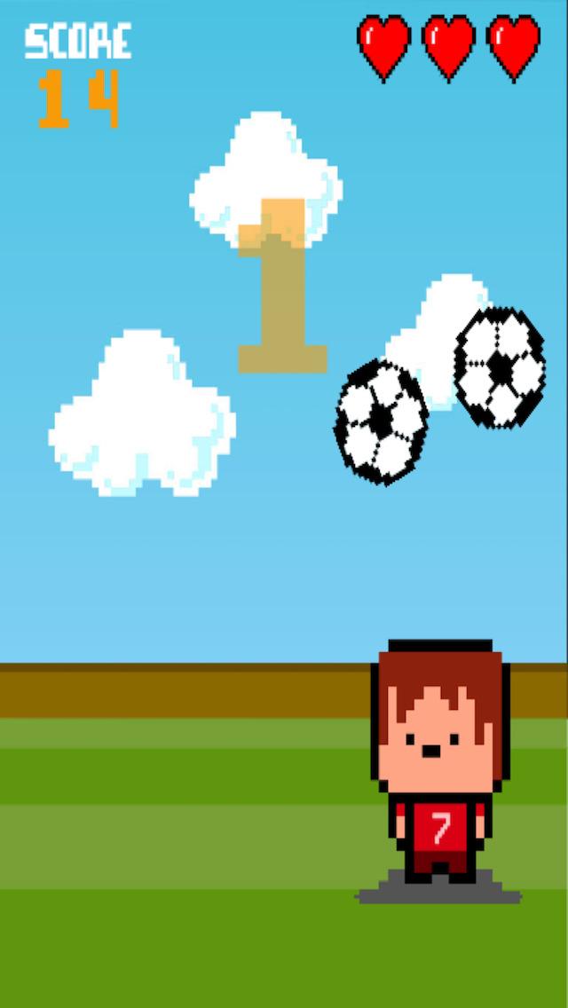 Balance Ball (Soccer) screenshot 3