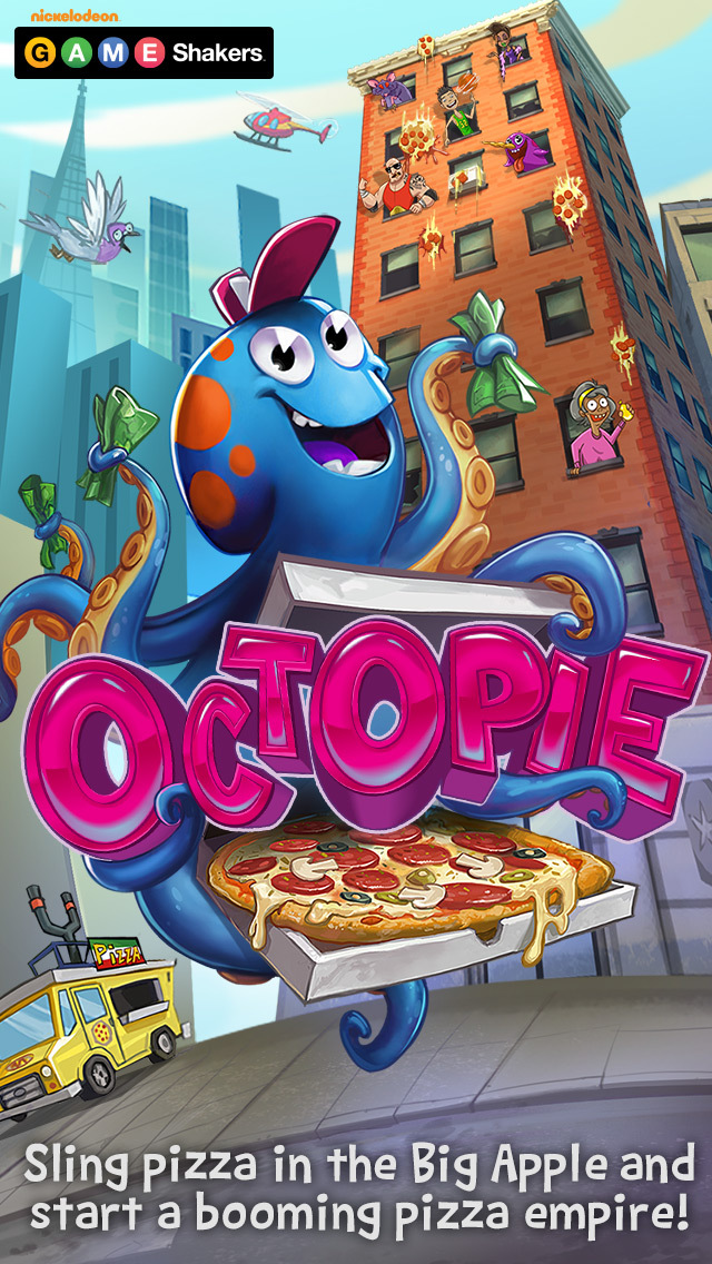 OctoPie - a Game Shakers App screenshot 1