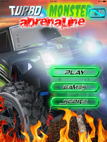 A Turbo Monster Adrenaline PRO - Unlimited Speed Amazing screenshot 6