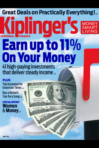Kiplinger's Personal Finance - náhled