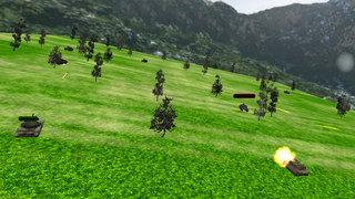 Super Tanks Blitz : World of battles screenshot 3