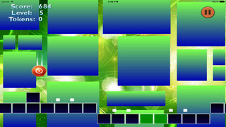 Neon Jump Geometry Pro - Temple Of Balls And Blocks In Space screenshot 3