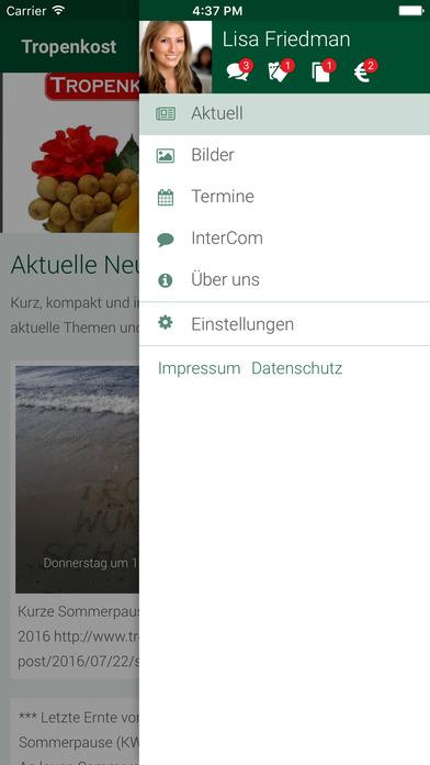 Tropenkost screenshot 2