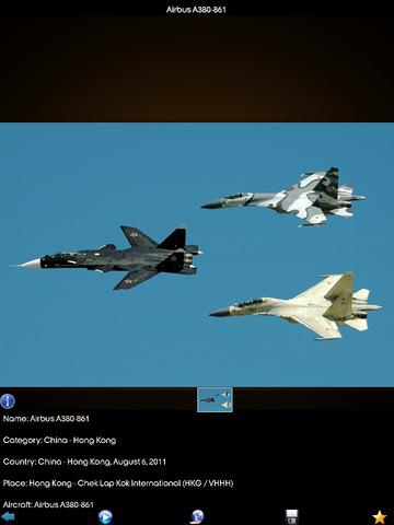 China Airplanes Database screenshot 9