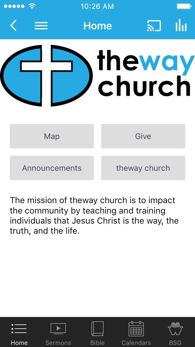 theway church smiths screenshot 1