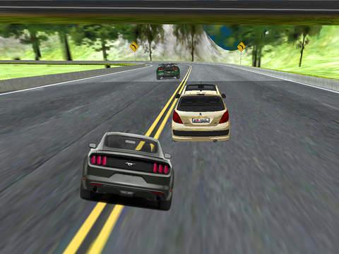Extreme Car Driving: 3D Racing Simulator Free screenshot 9