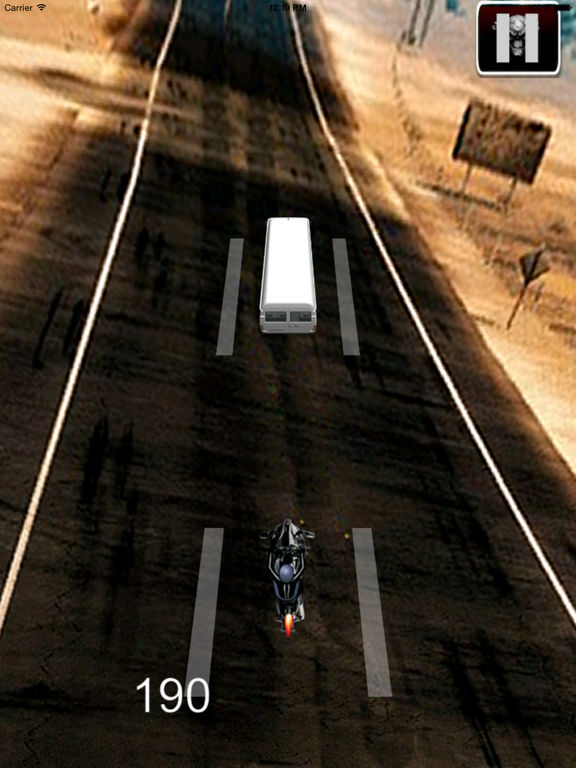Savage Fury On Two Wheels - Amazing Extreme Speed screenshot 10