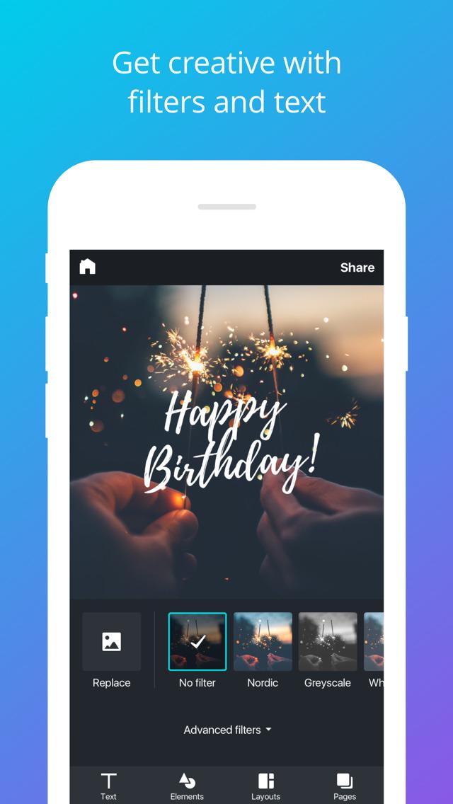 Canva: Graphic Design & Video screenshot 3
