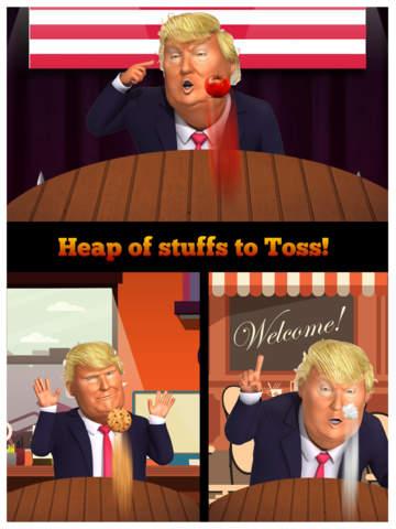 Trump Toss - Can You Beat The Donald? screenshot 8