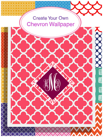 MonoGram MakeR Free for DIY WallpaperS DesignS screenshot 7
