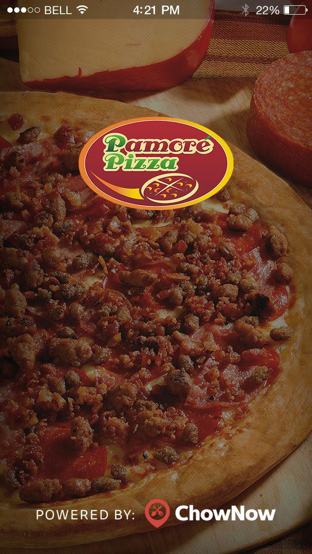 Pamore Pizza Restaurant screenshot 1