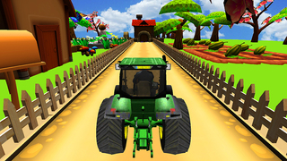 Farm Tractor Driver Simulator screenshot 1