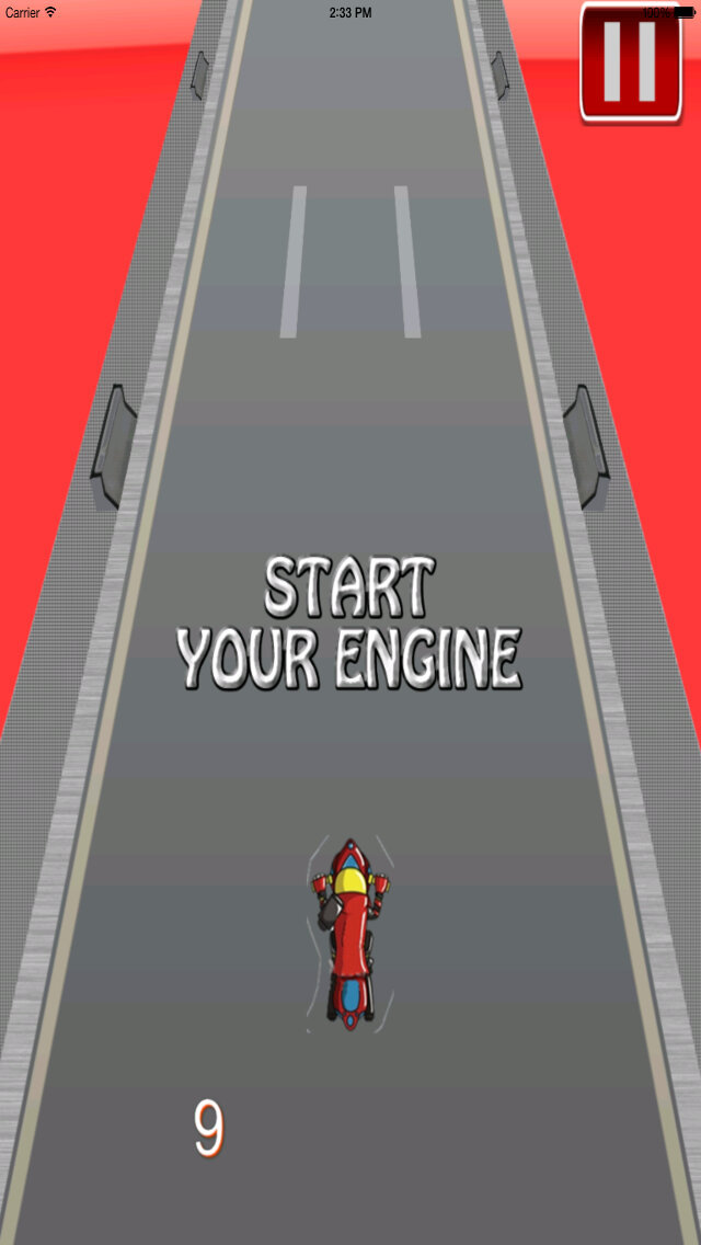 A Great Competition Motorcycle On The Road PRO - Game Crazy And Explosive Motorcycle screenshot 3