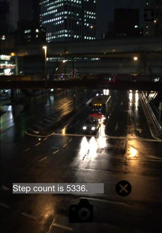 WalkCamera - náhled