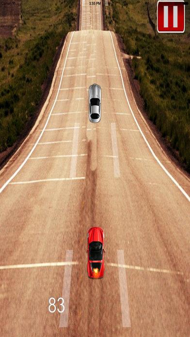 Dangerous Driving In Highway Pro - Speed Game screenshot 4