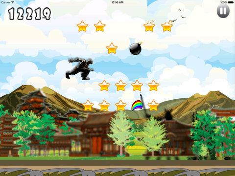 A Smoke Jump Ninja - Steel Ninja Iron screenshot 9