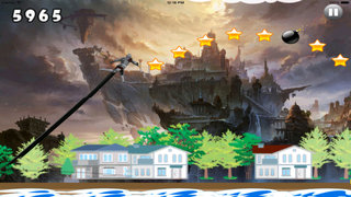 A Lord Jumps - Awesome Adventure Game In the Kingdom screenshot 2