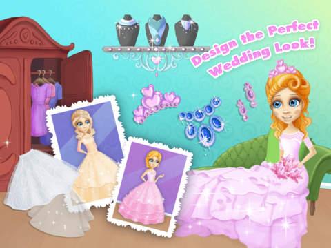 Princess Amy Wedding Salon - No Ads screenshot 9