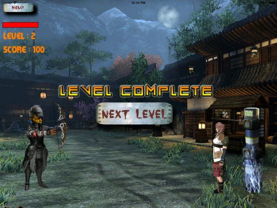 A Samurai Archer Dragon - Best Archer Game screenshot 10