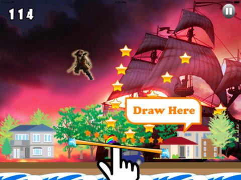 Pirate Treasure Hunt Jump - Grabs All The Treasure And The Best Pirate screenshot 7