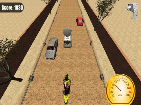Speed Motorbike Racer screenshot 4