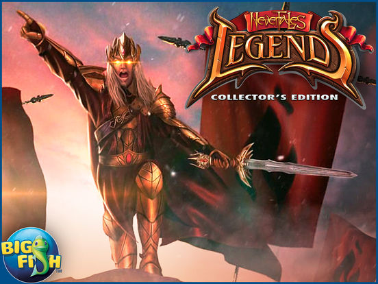 Nevertales: Legends - A Hidden Object Adventure screenshot 10
